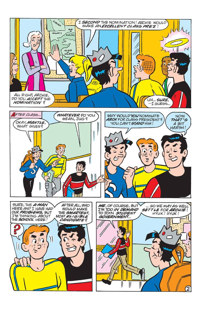 Preview: Archie's School Slip-Ups 101,   Archie's School Slip-Ups 101 (Digital Excluesive) Story: Various Art: Various Cover: Fernando Ruiz & Bob Smith Publisher: Archie Comics P...,  #All-Comic #All-ComicPreviews #ArchieComics #BobSmith #Comics #FernandoRuiz #previews