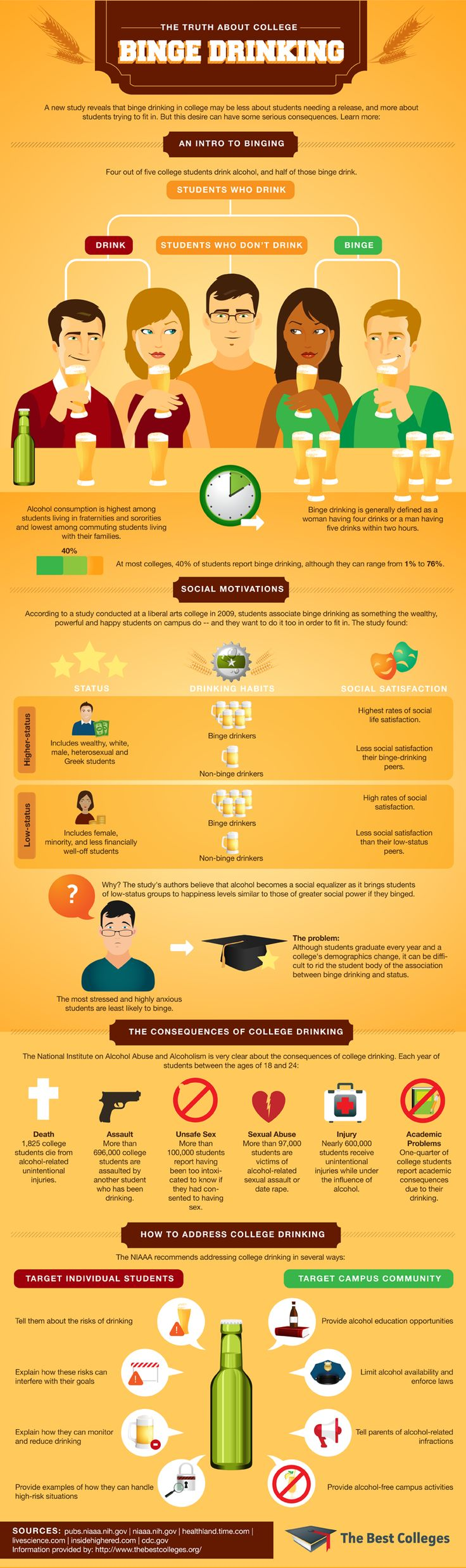 best images about binge stop think the truth about college binge drinking infographic
