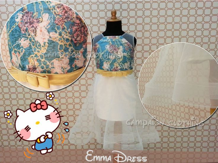 MM220 emma dress idr 200.000 for 1-12y order by: BB : 28307189 WA/line: 081-330686508