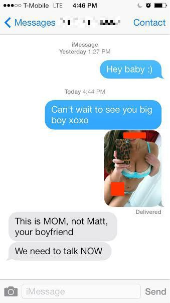 Just When You Thought You Were Safe, Texting Gone Horribly -5304