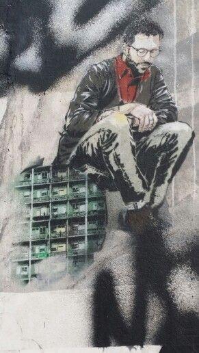 Shoreditch Graffiti: Graffiti, Painting, Art