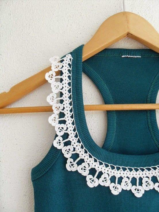 innovart en crochet: Accesorios y detalles en crochet