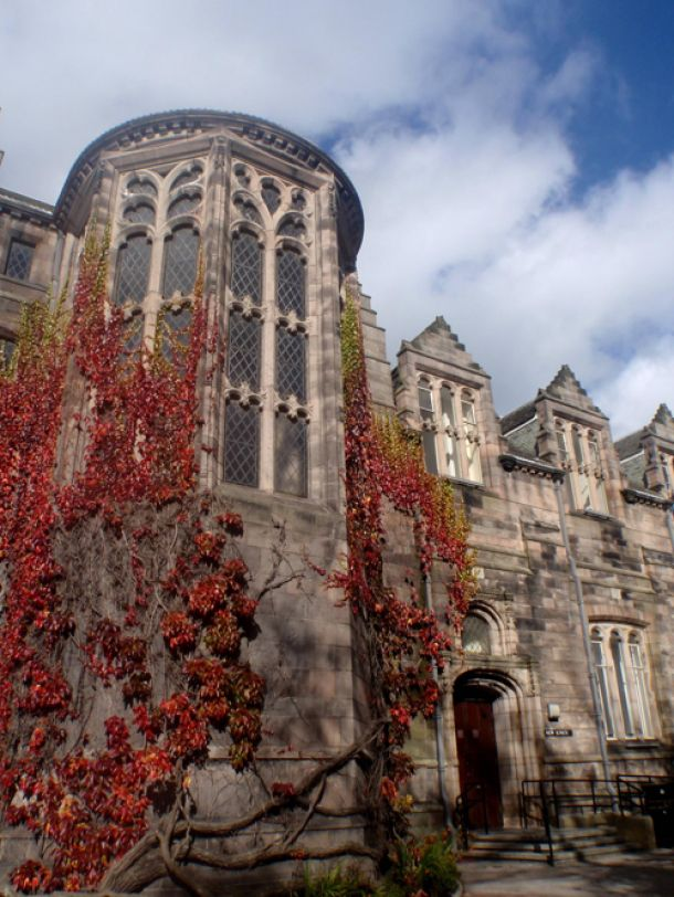 Kings College University of Aberdeen Scotland.  Got my Masters here....