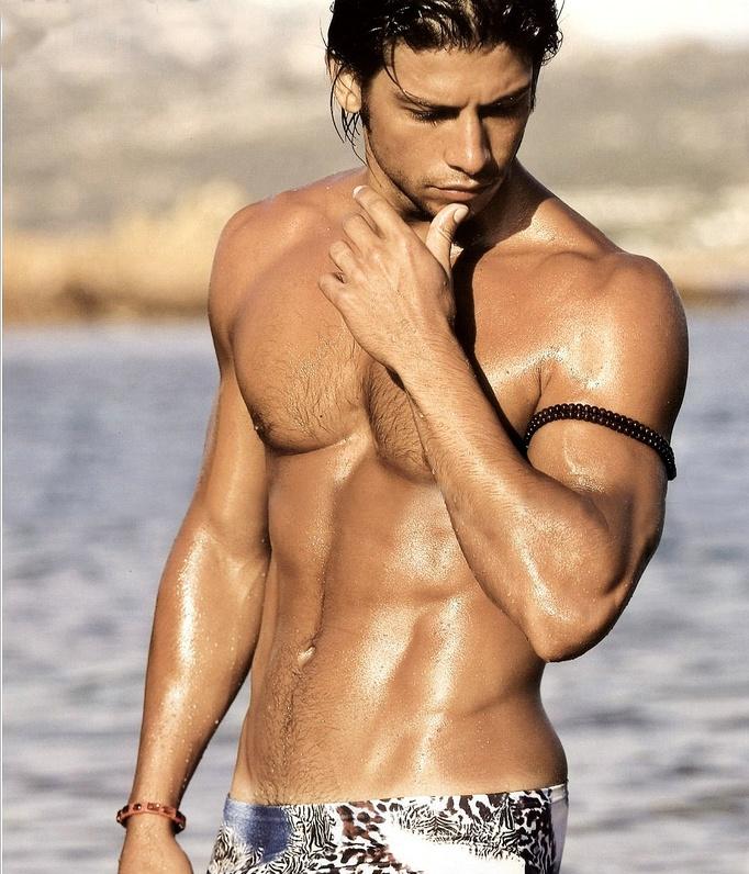 hot latino male