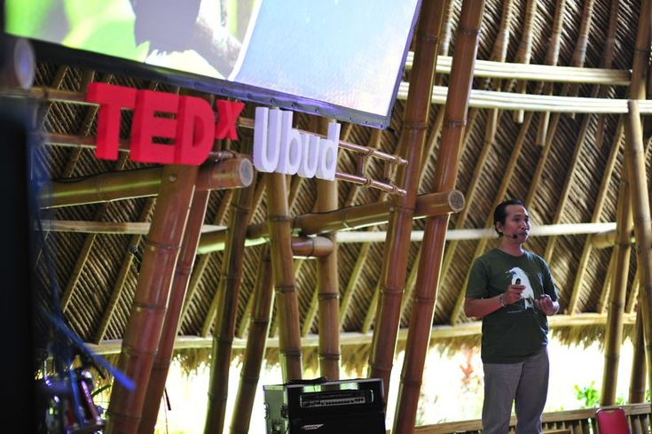 FNPF's founder and director have talk about our success story about Bali Starling and tranforming Nusa Penida become Bird Sanctuary at TEDx Ubud