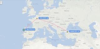 Flightconnections, buscador de vuelos - airport connections an flight search (not seat search)