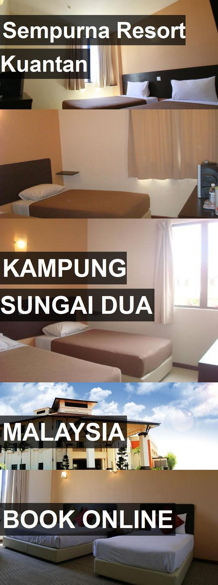 Hotel Sempurna Resort Kuantan in Kampung Sungai Dua, Malaysia. For more information, photos, reviews and best prices please follow the link. #Malaysia #KampungSungaiDua #SempurnaResortKuantan #hotel #travel #vacation