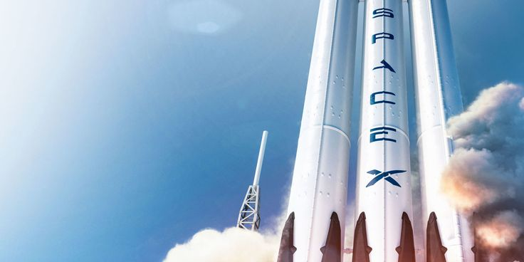 Why the SpaceX Falcon Heavy Rocket Just Might Work http://www.popularmechanics.com/space/rockets/news/a27360/spacex-falcon-heavy/#news?utm_campaign=crowdfire&utm_content=crowdfire&utm_medium=social&utm_source=pinterest #tech #space #RT