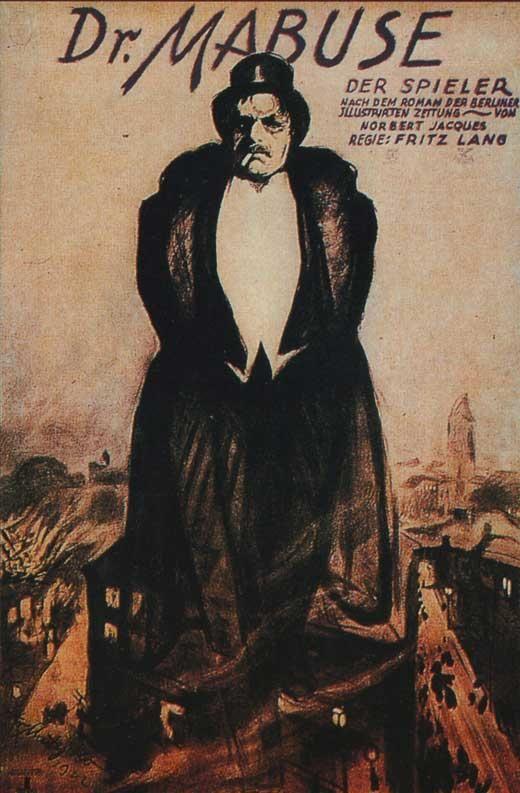 El doctor Mabuse (Dr. Mabuse, el jugador) (1922) - FilmAffinity