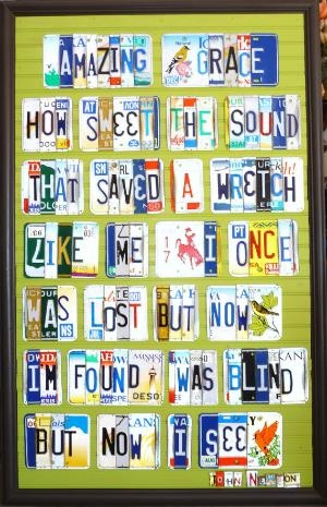 I would love to have this hanging in my house!