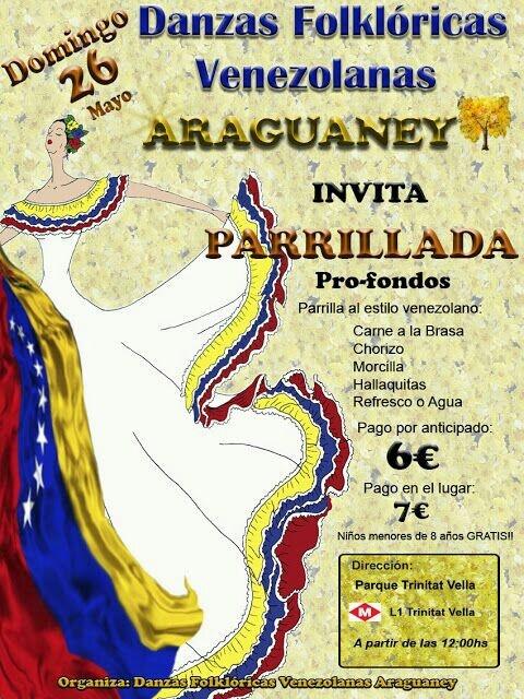 Barbacoa #venezolana #venezolanosenbarcelona #trajestipicosvenezolanos #Venezuela