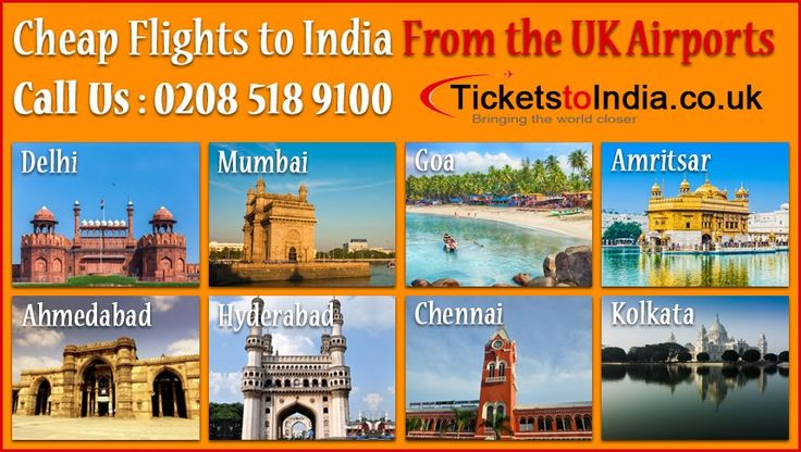 Cheap domestic flights in India: Opt from a selected range of cheap domestic flights in India from https://www.ticketstoindia.co.uk/domestic-flight.aspx . Book instantly and get a chance to explore the different cultures, religions & states of India.