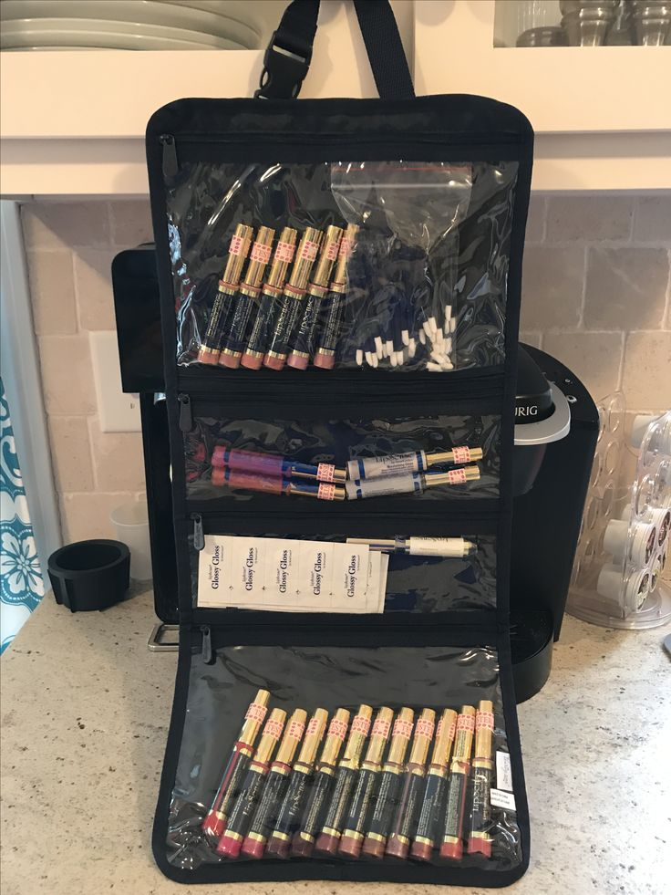 Fold up family organizer from Thirty One Gifts filled with ...