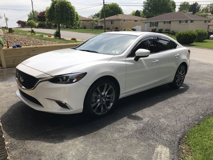 2017 Mazda 6 Grand Touring ...AnnaBelle is her name
