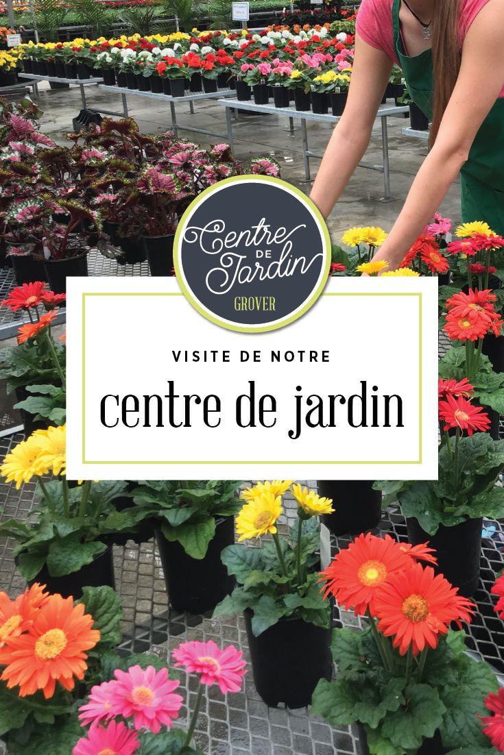 Faites la visite virtuelle du Centre de jardin de la Ferme Grover, Laval.