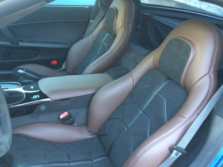Tapiterie Corvette piele,alcantara
