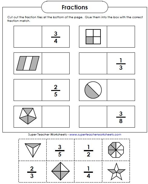 Just An Easy Fun Cut And Glue Activity For Reviewing