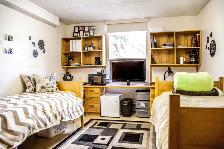 First Year Dorm Residence Rooms. Room Style In Hoyme Hall. These Rooms Are  Approximately 11ft Wide And 15 Feet Deep. | Pinterest | Dorm, Room Style U2026 Part 45