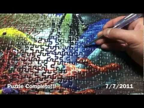 Puzzle 3000 piezas - YouTube omg i want to solve a puzzle like that i love puzzles