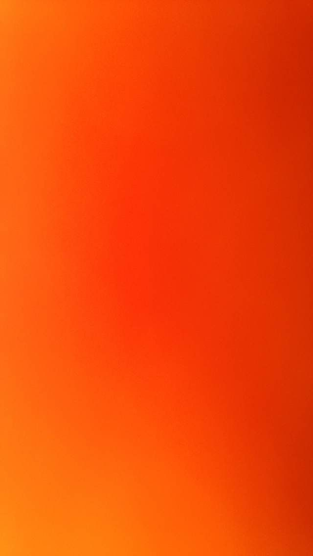 Red Heat iOS7 iPhone 5 Wallpaper