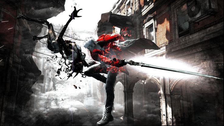 DmC Devil May Cry: Definitive Edition | Se liga nos combos desse novo vídeo | Geek Project