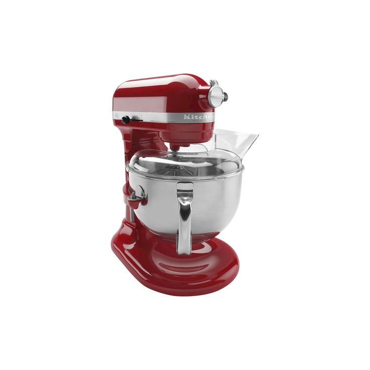 #KitchenAid® #Professional 600 #Series 6 Qt #Stand #Mixer- KP26M1X