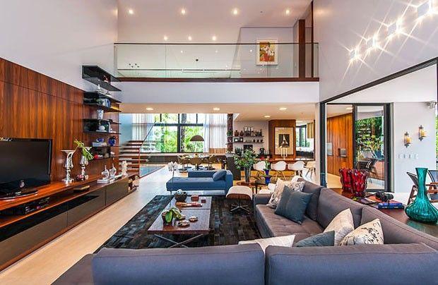 Integração é a palavra de ordem Casa em Joinville é uma aula de arquitetura
