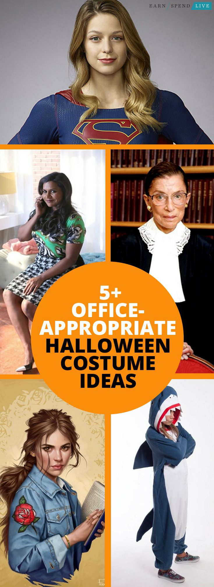 5 OfficeAppropriate Halloween Costume Ideas Work