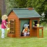 Buy cheap Wooden playhouse - compare Outdoor Toys prices for best UK ...