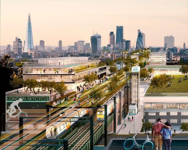 The Future of London's Streets Is Unveiled in an Exhibition