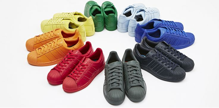 Adidas Supercolor urban outfitters
