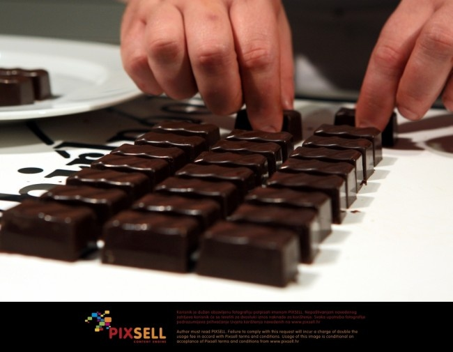 Chocolate printer by dr. Liang Hao