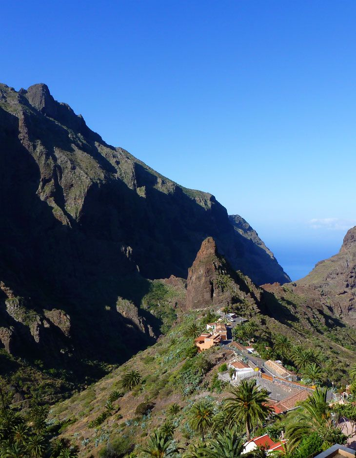 Tenerife - Hiking The Masca Ravine