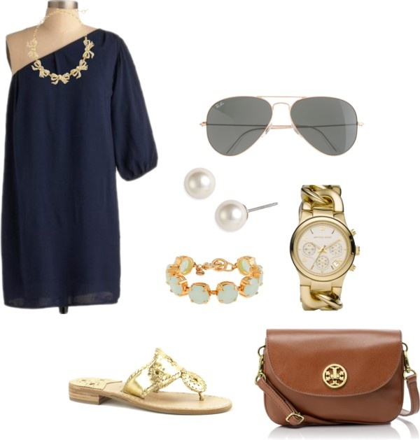 """Dinner with friends"" by southern-prep on Polyvore"