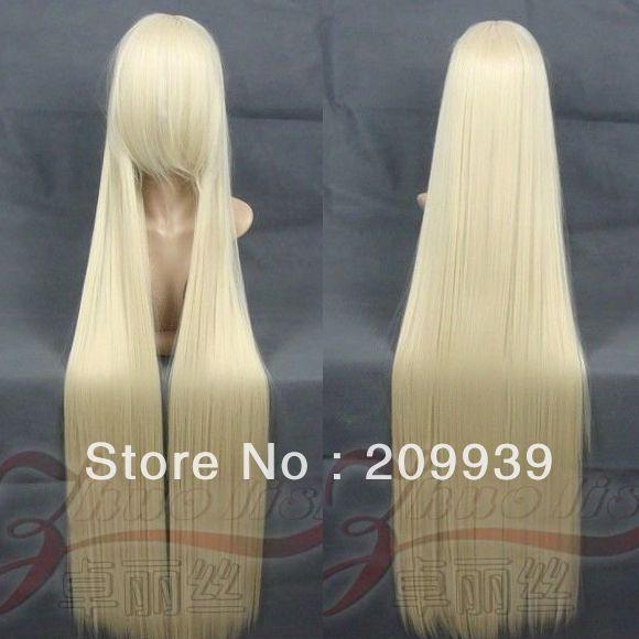 $28.68 (Buy here: https://alitems.com/g/1e8d114494ebda23ff8b16525dc3e8/?i=5&ulp=https%3A%2F%2Fwww.aliexpress.com%2Fitem%2Fkk-00171-Chobits-Chii-120CM-Light-Blond-Long-Straight-Cosplay-Wig%2F884266255.html ) kk 00171 Chobits Chii 120CM Light Blond Long Straight Cosplay Wig 5.2 for just $28.68