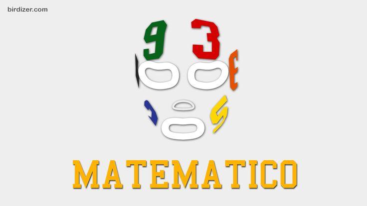 Matemático máscara wallpaper