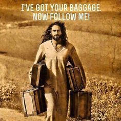 Are you still carrying around baggage from the past?