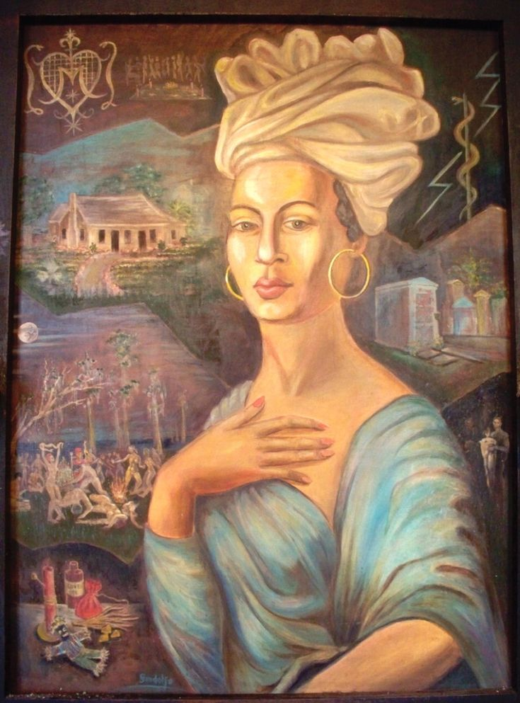 """Her life was a brazen blur of the craft, publicity stunts and enterprising vim beyond the then norm for women but a few things are clear about Marie Laveau, the reigning """"Voodoo Queen"""" of New Orleans in the early 19th  [ Read more…]"""