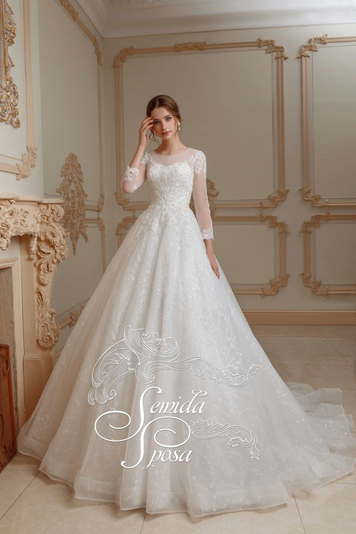 Gorgeous Modest Wedding Dress Ballgown Available Lined Or S Modest Wedding Dresses With Sleeves Modest Wedding Dresses Ball Gown Elegant Wedding Dress Ballgown