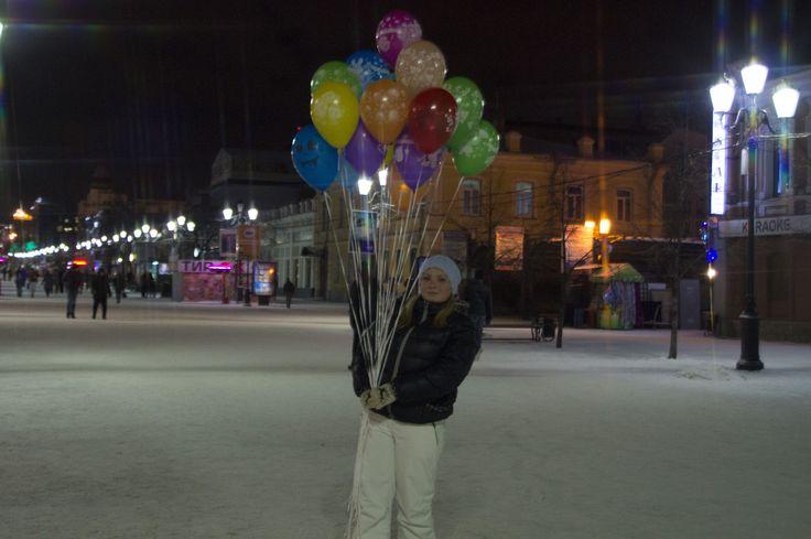 Кругом: Ночью в Челябинске