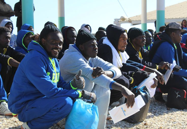 Emergency Evacuation of Libyan Migrants Agreed After African Union-European Union Summit In Ivory Coast!