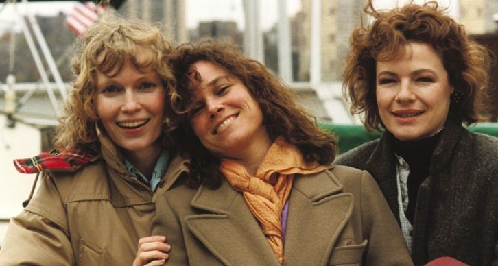 Hannah and Her Sisters is a 1986 American comedy-drama film[1] which tells the intertwined stories of an extended family over two years that begins and ends with a family Thanksgiving dinner. The film was written and directed by Woody Allen, who stars along with Mia Farrow as Hannah, Michael Caine as her husband, and Barbara Hershey and Dianne Wiest as her sisters.