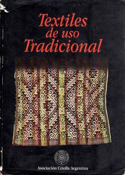 BIBLIOTECA PERSONAL FAMILIA AVAR SARACHO. Libros relacionados con textiles, algunos disponibles online con permiso de sus autores.