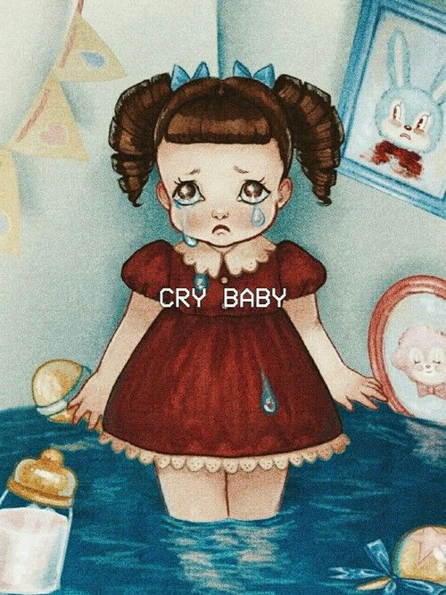 They call you crybaby crybaby but don't freaking care