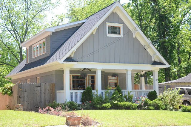107 best exterior paint siding colors images on pinterest colors at home and cottages for Sherwin williams dovetail gray exterior