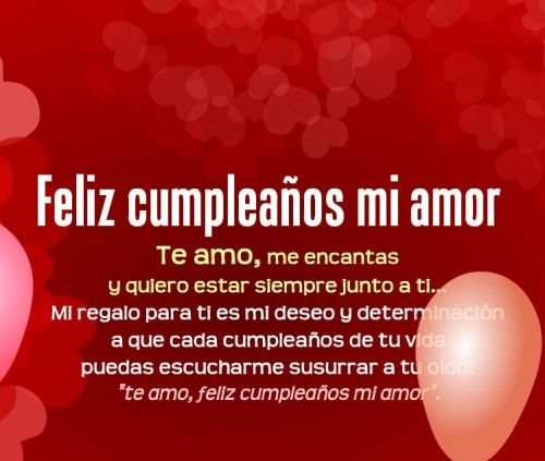 Feliz Cumpleanos Mi Amor Happy Birthday Rose Happy Birthday Happy
