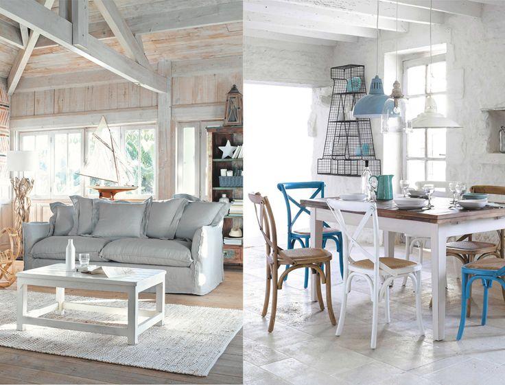 34 best salle à manger images on Pinterest Dining rooms, Beach - prix d une extension de maison de 20m2