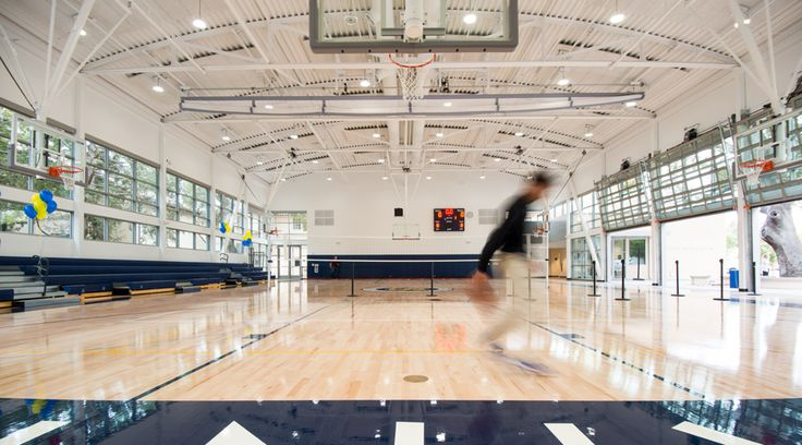 St. Matthew Catholic School,   San Mateo, CA | Ratcliff Architects #gym #fitness