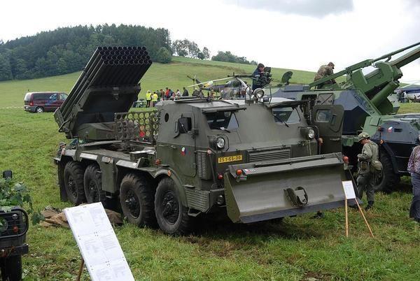 Tatra T815 RM-70 GRAD