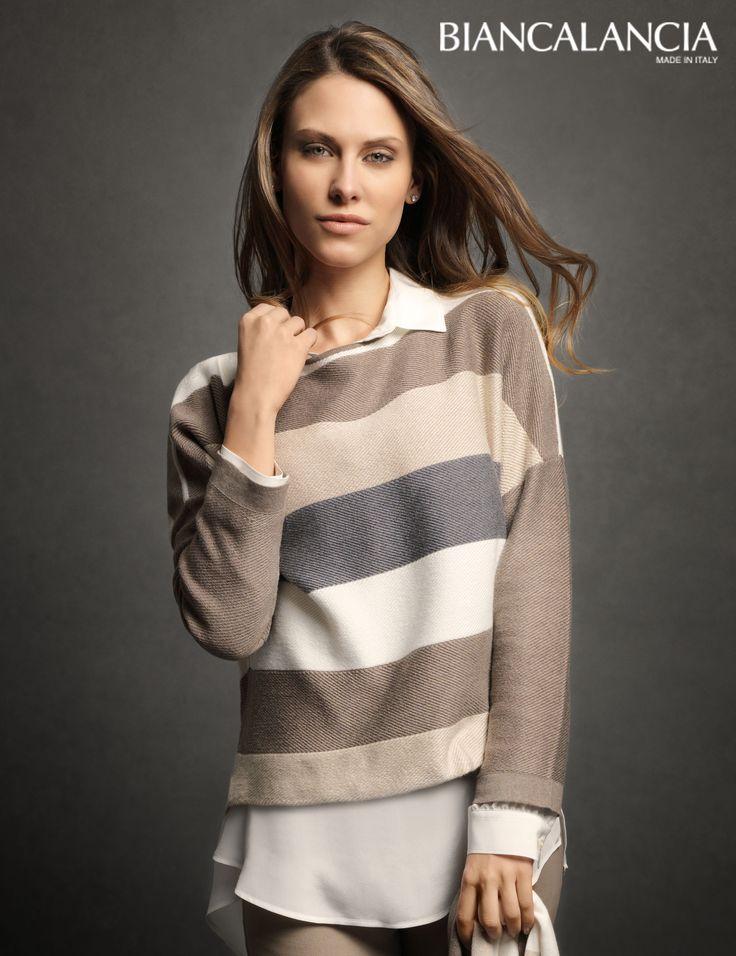 City Easy Chic  #biancalancia #fw #MadeInItaly #fashion